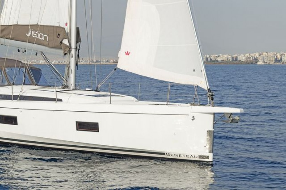Rental Sailboat in Athens - Bénéteau Oceanis 51.1