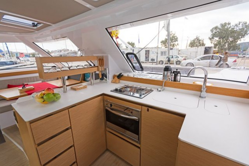 Rental Catamaran in Skiathos - NAUTITECH CATAMARANS Nautitech 40