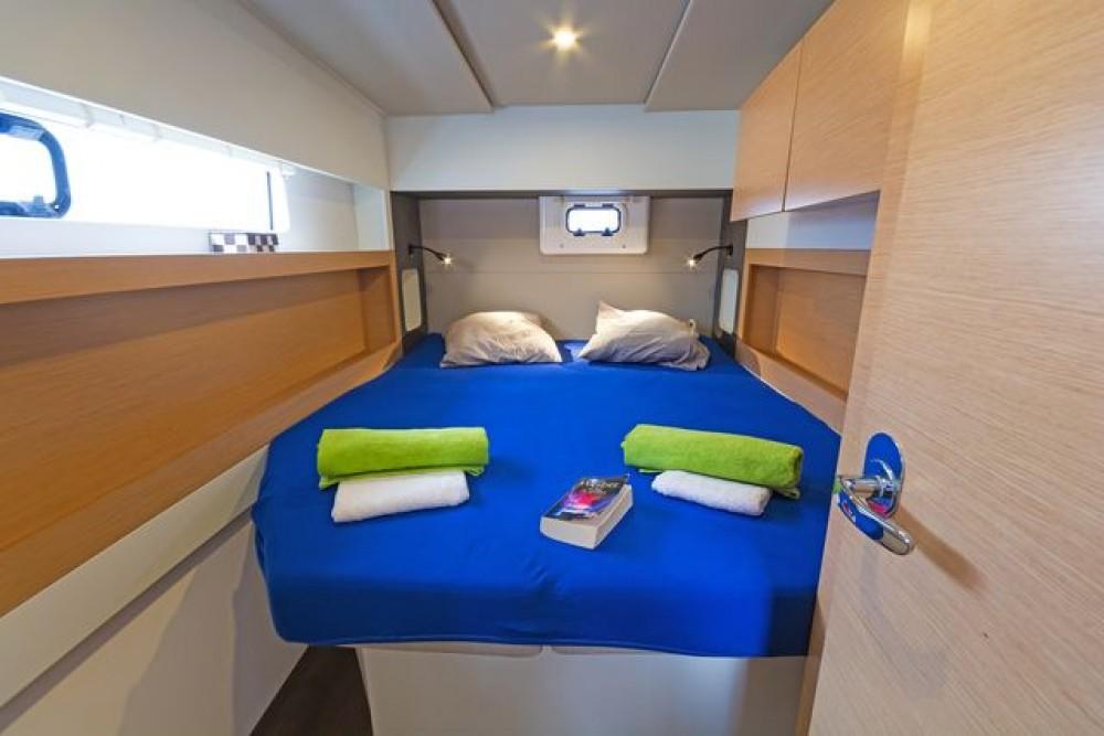 Hire Catamaran with or without skipper NAUTITECH CATAMARANS Skiathos