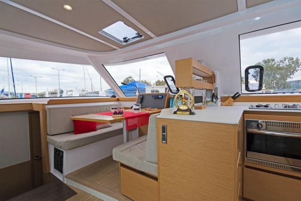 Rental yacht Skiathos - NAUTITECH CATAMARANS Nautitech 40 on SamBoat