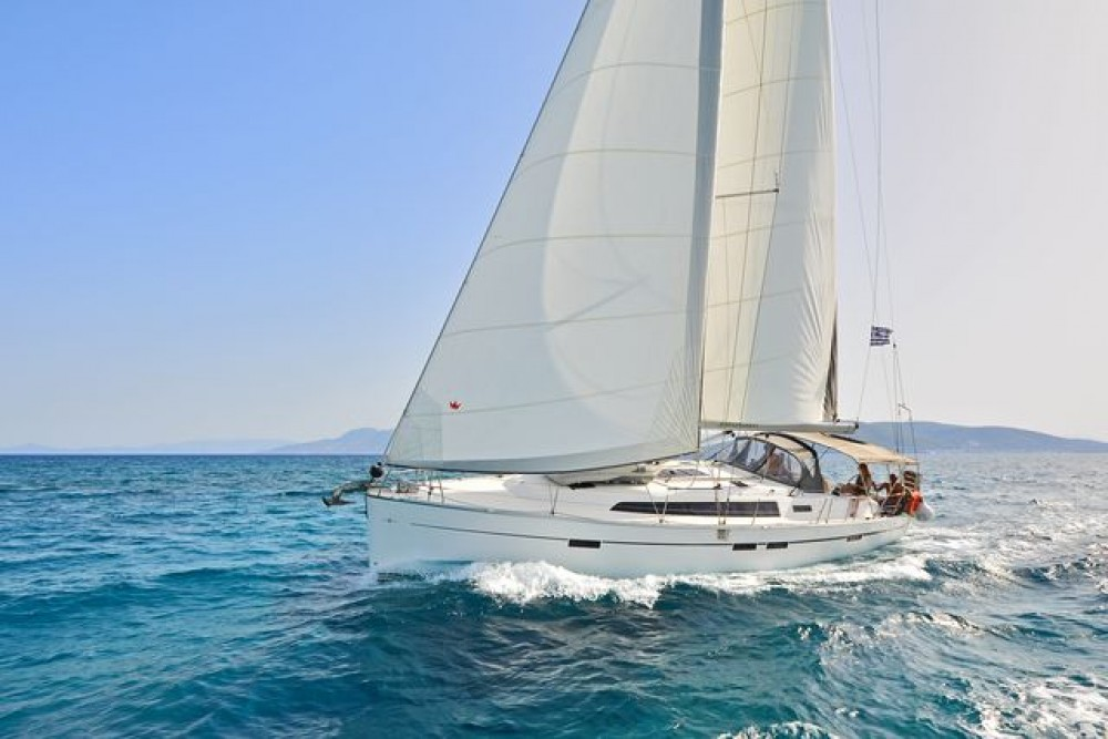 Bavaria Bavaria Cruiser 46 between personal and professional Athens