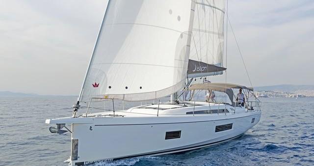 Oceanis 51.1 between personal and professional Λαύριο
