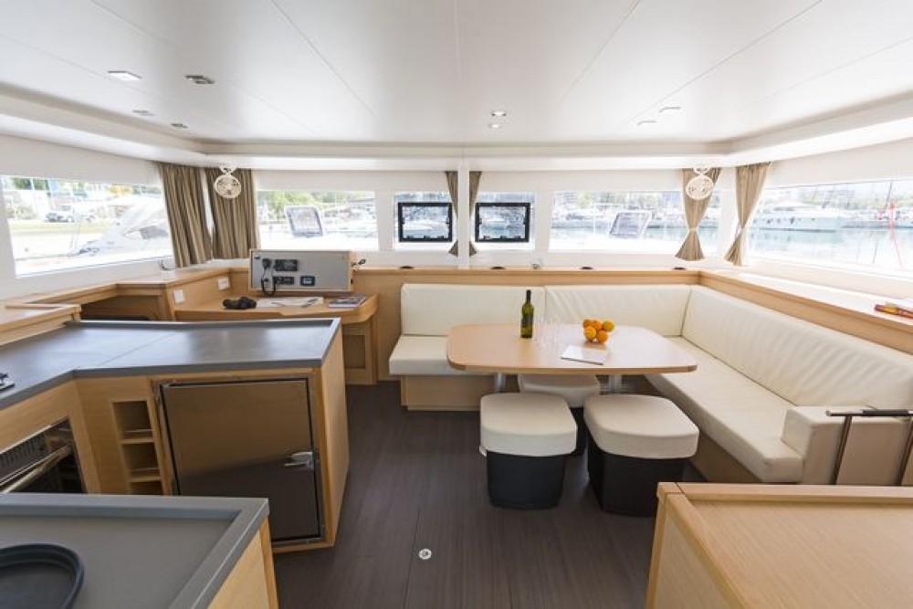 Rental Catamaran in Corfu -  Lagoon 450