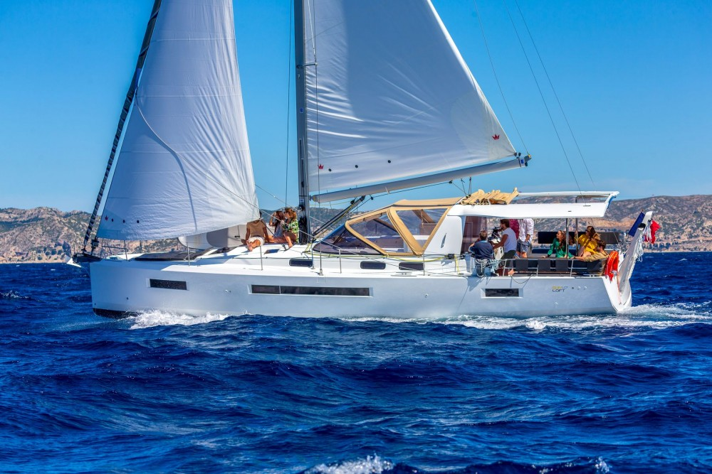 Hire Sailboat with or without skipper SUN LOFT Kos