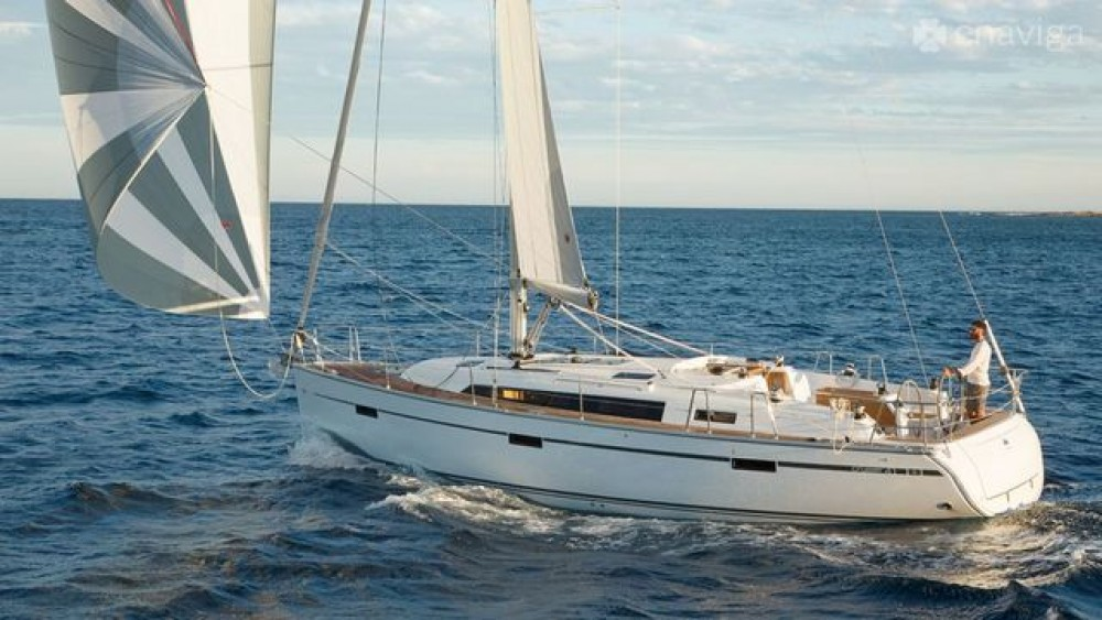 Hire Sailboat with or without skipper Bavaria Aegean