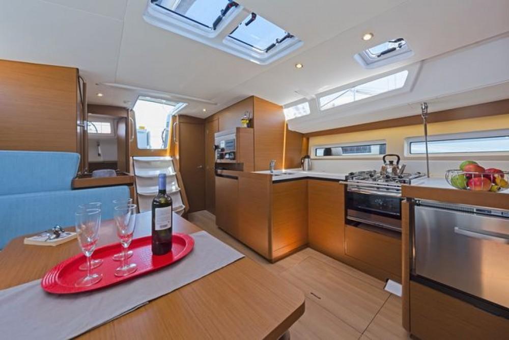 Boat rental Jeanneau Sun Odyssey 490 in  on Samboat