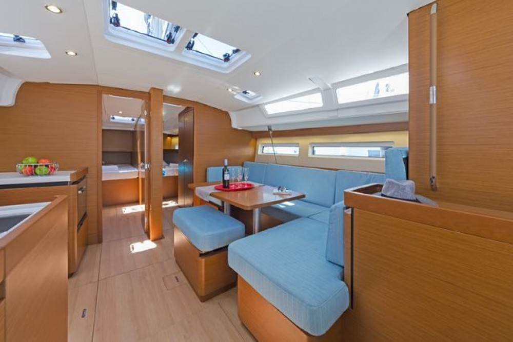 Rental yacht Municipality of Kos - Jeanneau Sun Odyssey 490 on SamBoat