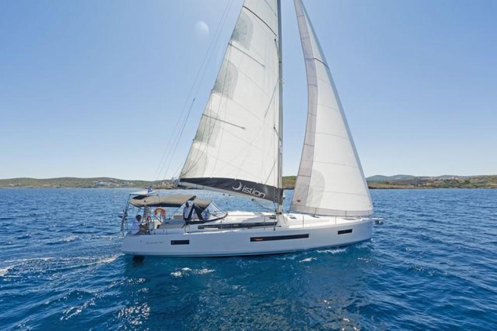 Boat rental Jeanneau Sun Odyssey 490 in Municipality of Kos on Samboat