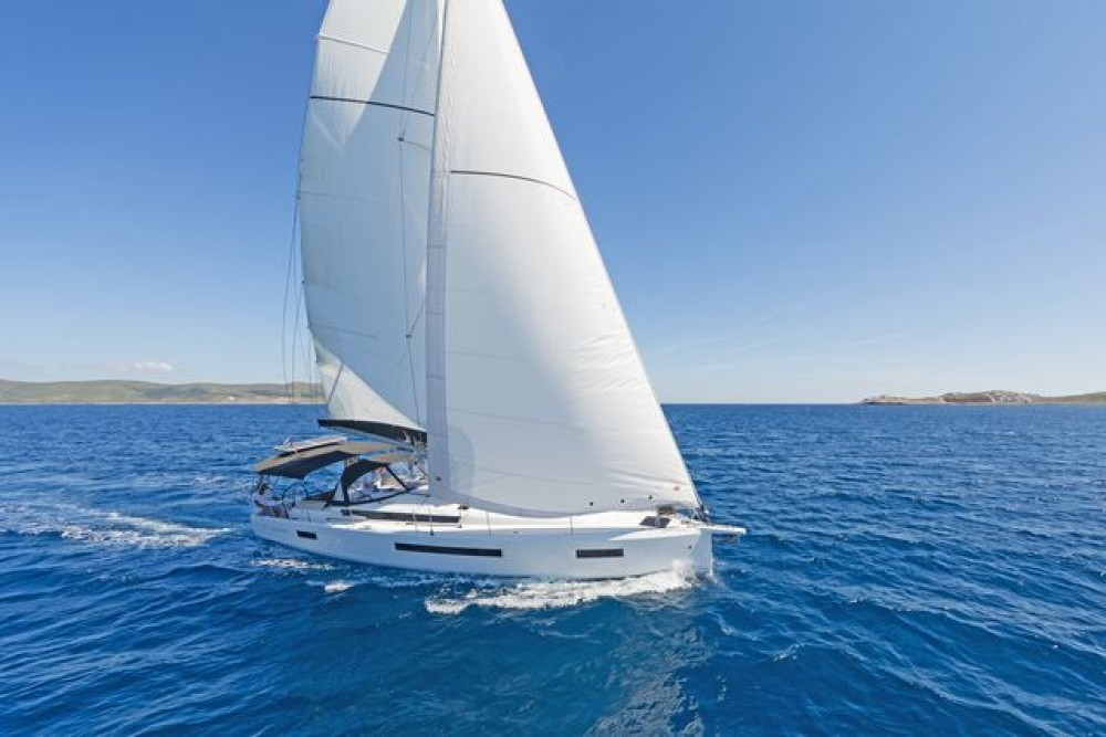 Jeanneau Sun Odyssey 490 between personal and professional Municipality of Kos