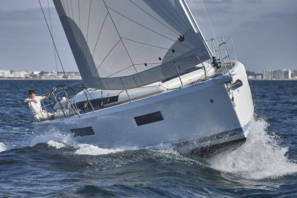 Jeanneau Sun Odyssey 440 between personal and professional Peloponnese, West Greece and Ionian Sea