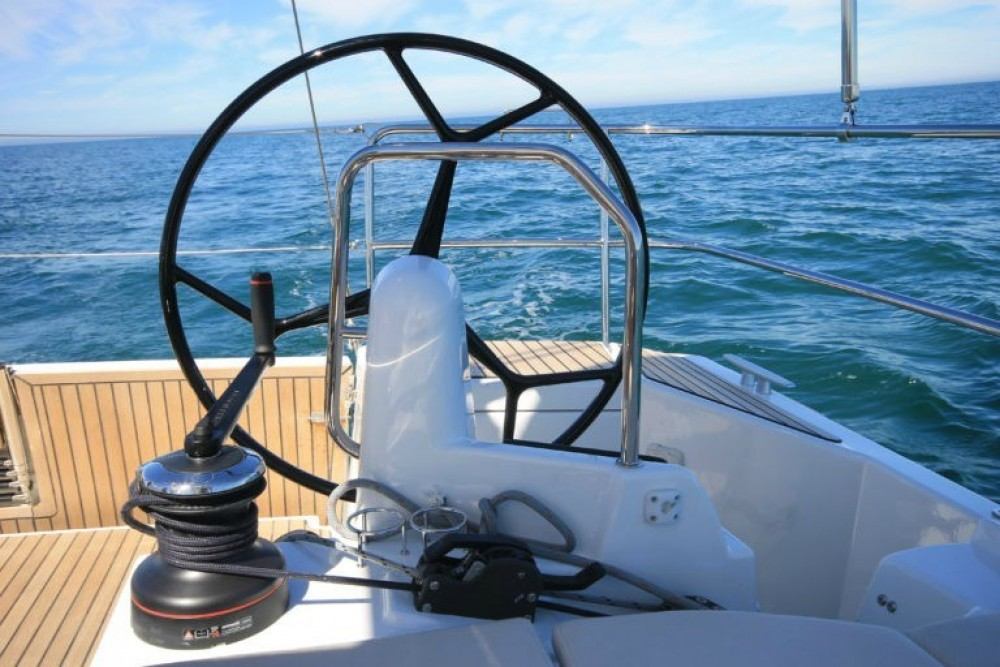Jeanneau Sun Odyssey 440 between personal and professional Peloponnese, Western Greece and the Ionian
