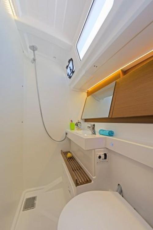 Boat rental Kalafationes cheap Sun Odyssey 490