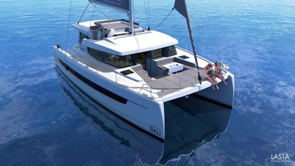 Rental Catamaran in Corfu - Bali Catamarans Bali 4.8