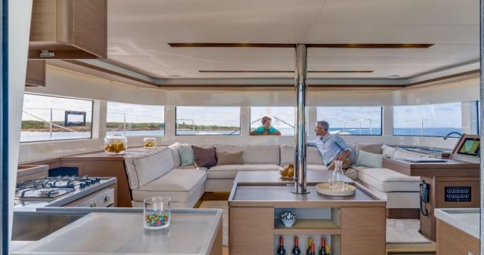 Rental yacht Lefkas Egremni - Lagoon Lagoon 50 on SamBoat