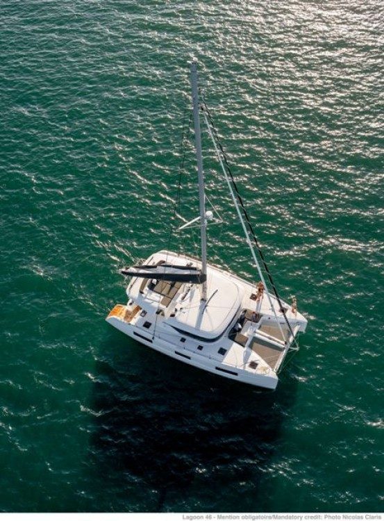 Hire Catamaran with or without skipper Lagoon Peloponnese, West Greece and Ionian Sea