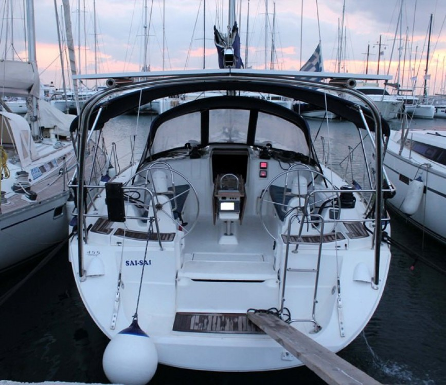 Rental yacht Athens - Dufour Dufour 455 Grand Large on SamBoat