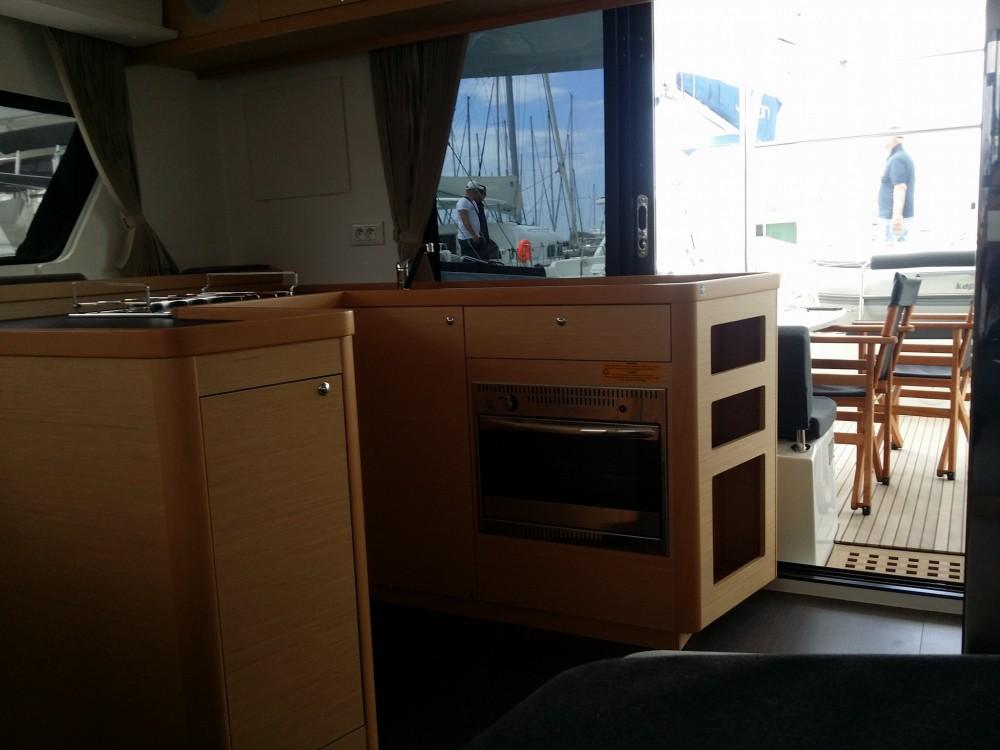 Rental Catamaran in Peloponnese, West Greece and Ionian Sea - Lagoon Lagoon 42