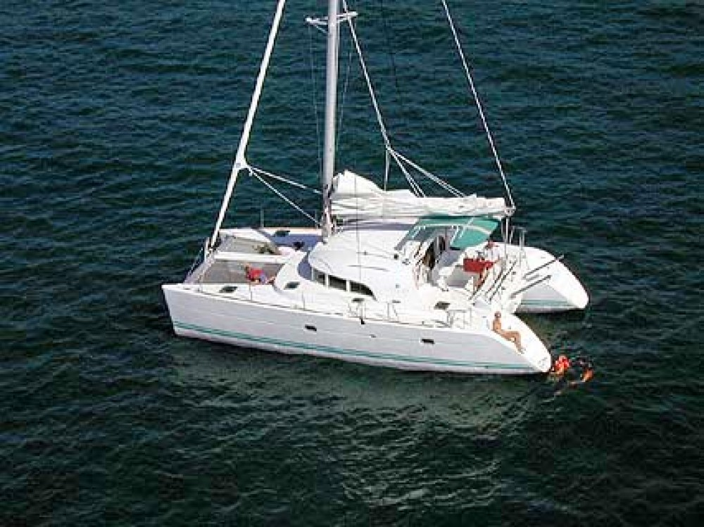 Hire Catamaran with or without skipper Lagoon Municipality of Kos