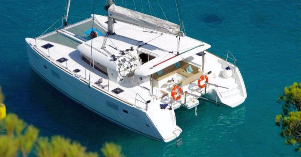 Boat rental Athènes cheap Lagoon 400