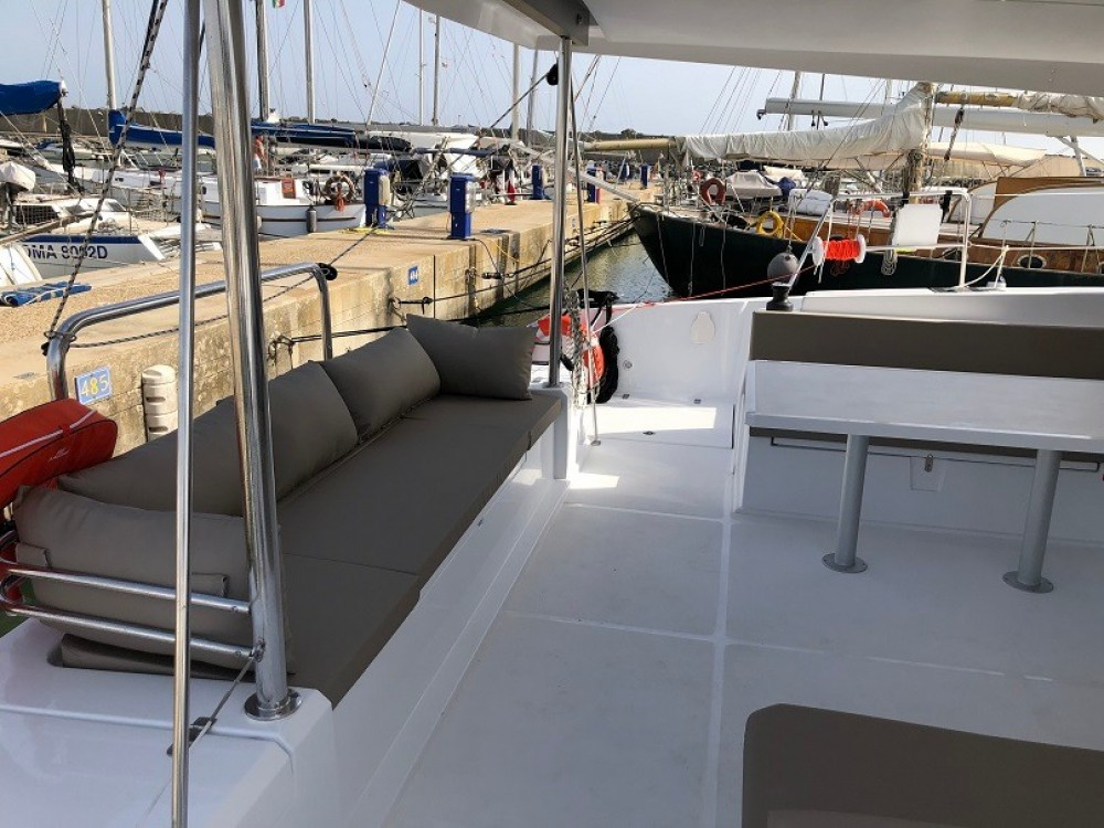 Hire Catamaran with or without skipper Catana Road Town