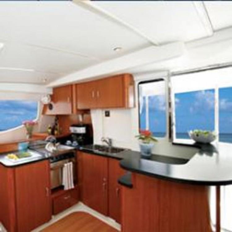 Boat rental  cheap Leopard 46
