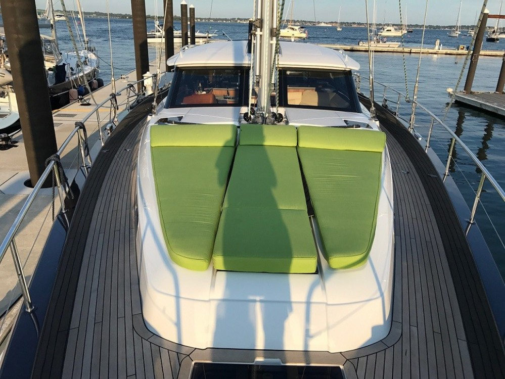 Rental Sailboat in Road Town - Moody 54 Moody DS 54