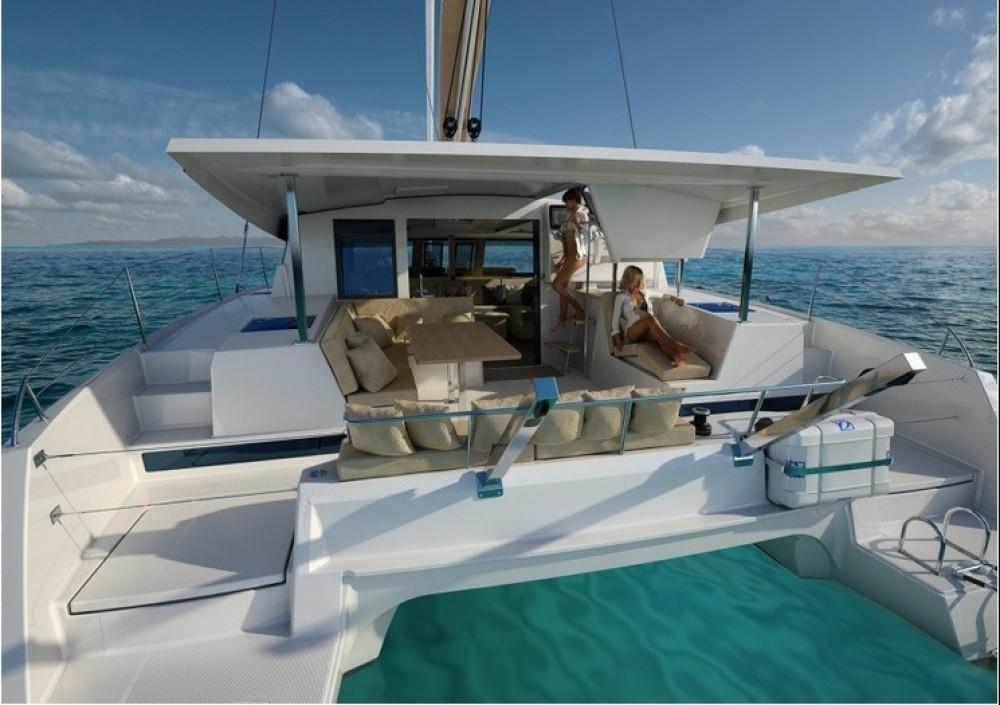 Boat rental Phuket cheap Lucia 40