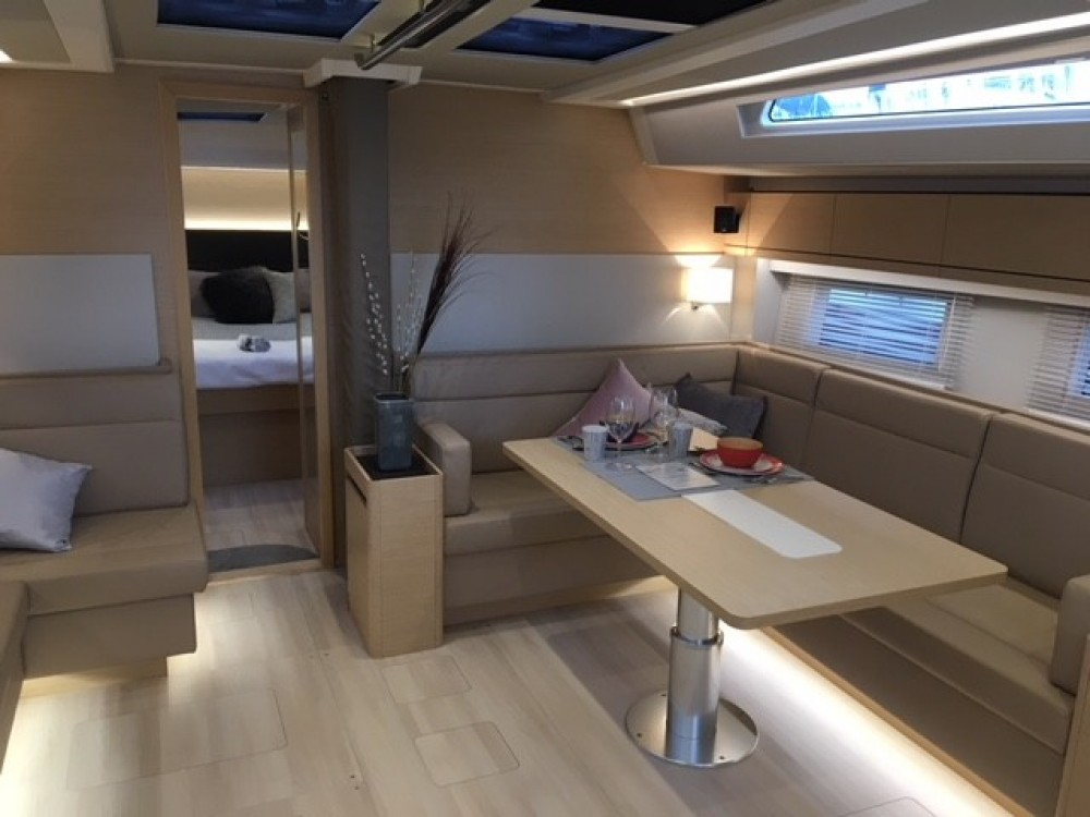 Boat rental Hanse Hanse 548 in Road Town on Samboat