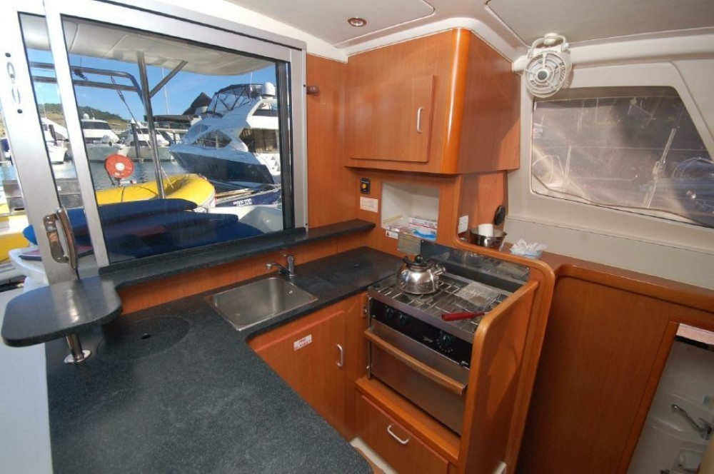 Robertson-Caine Leopard 38 between personal and professional Phuket