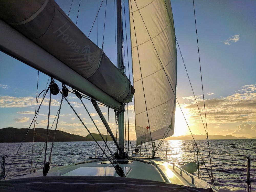 Rental Sailboat in Road Town - Hanse Hanse 415