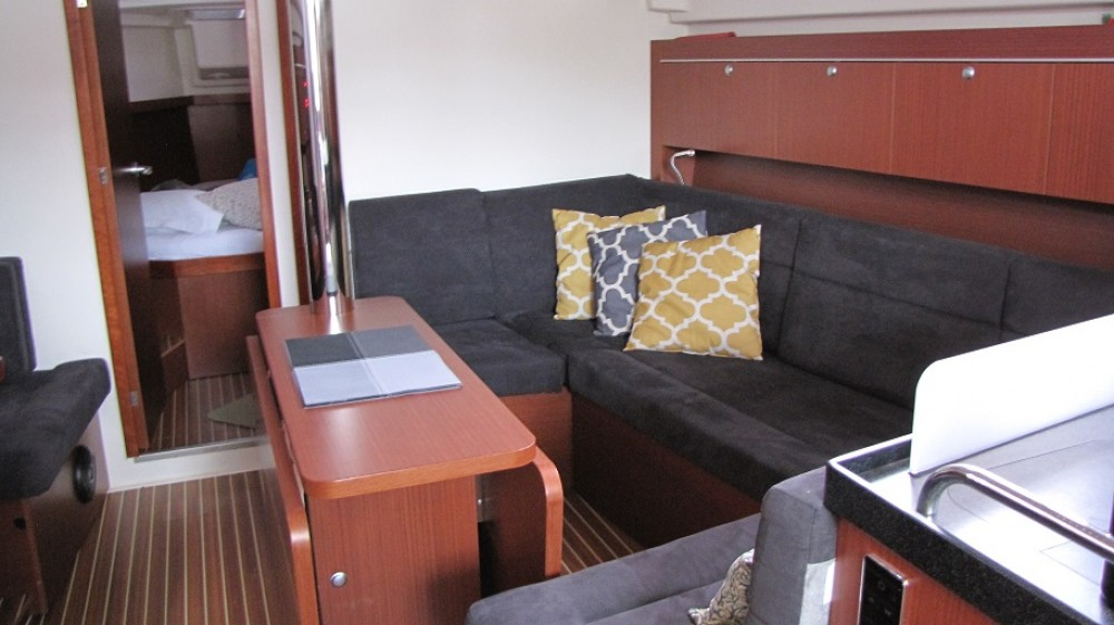 Boat rental Road Town cheap Hanse 415