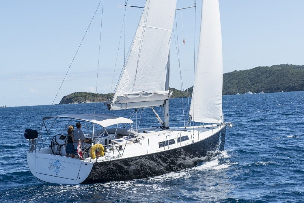 Rental Sailboat in Road Town - Hanse Hanse 445