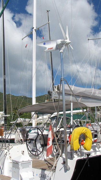 Hire Sailboat with or without skipper Hanse Road Town