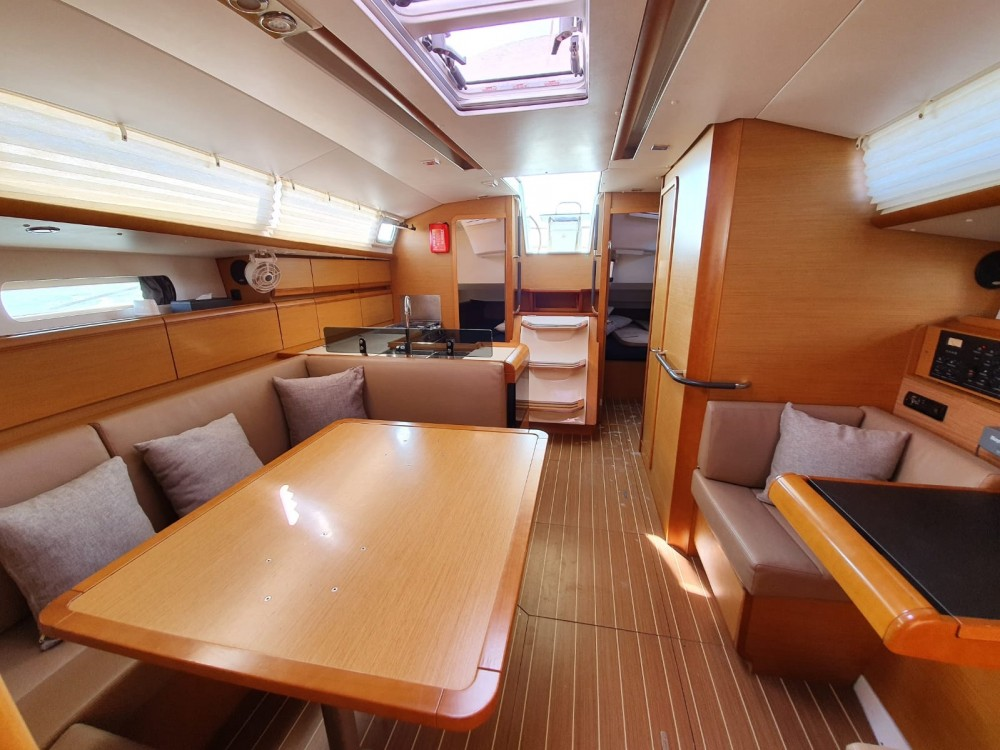 Jeanneau Sun Odyssey 409 between personal and professional Trat Province