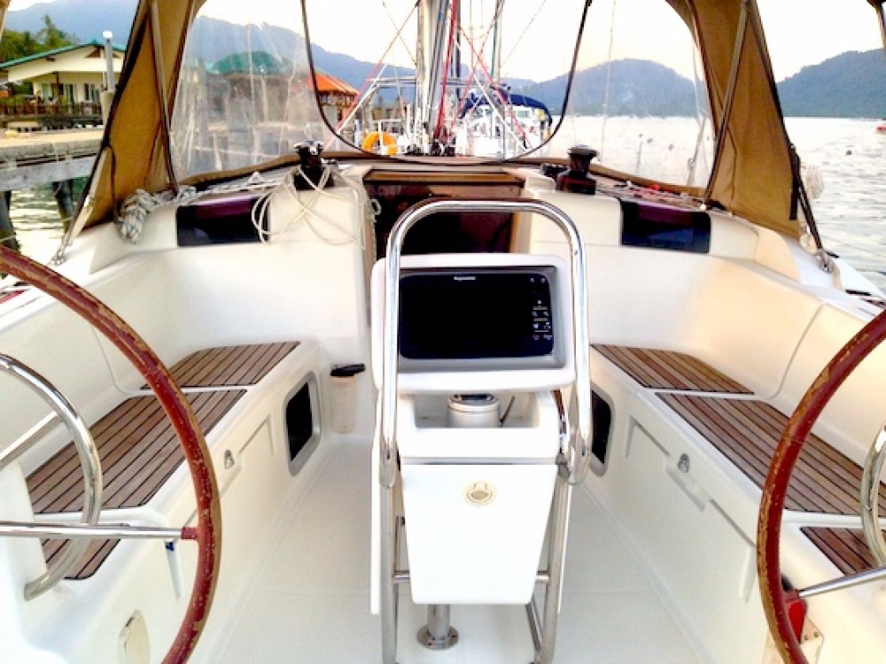 Sailboat for rent Ko Samui at the best price