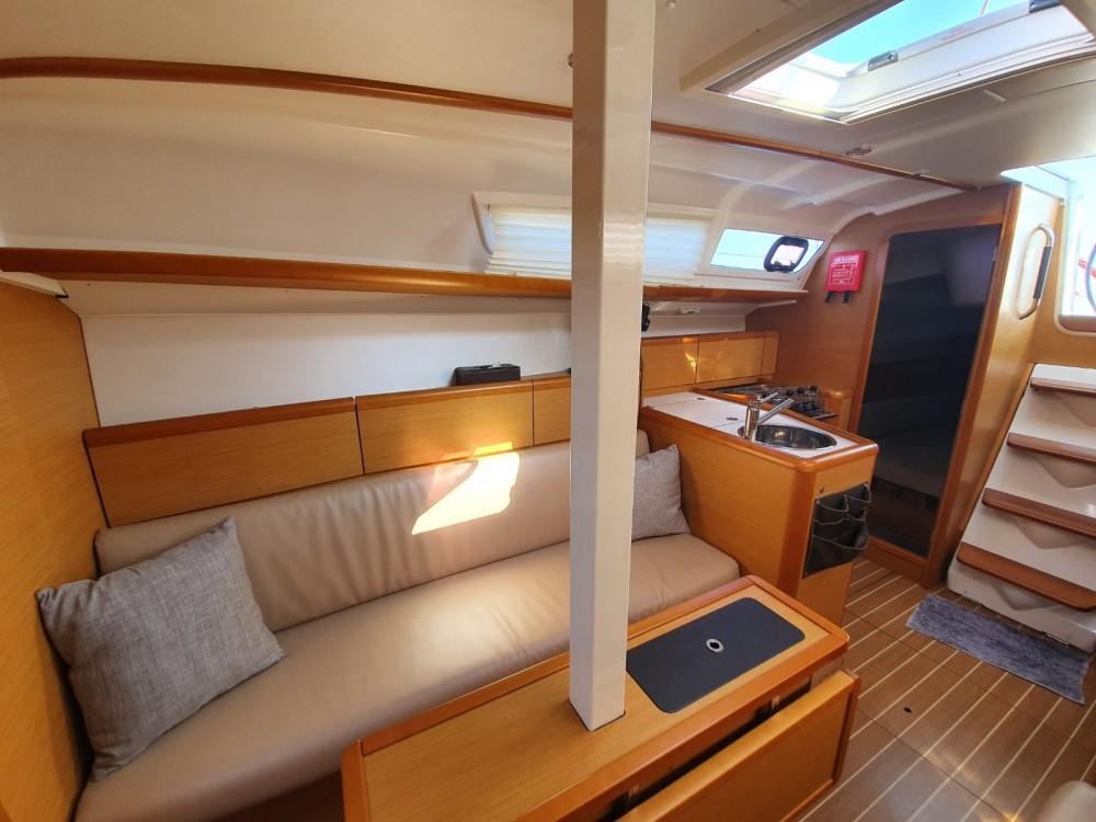 Boat rental Thailand cheap Sun Odyssey 33i