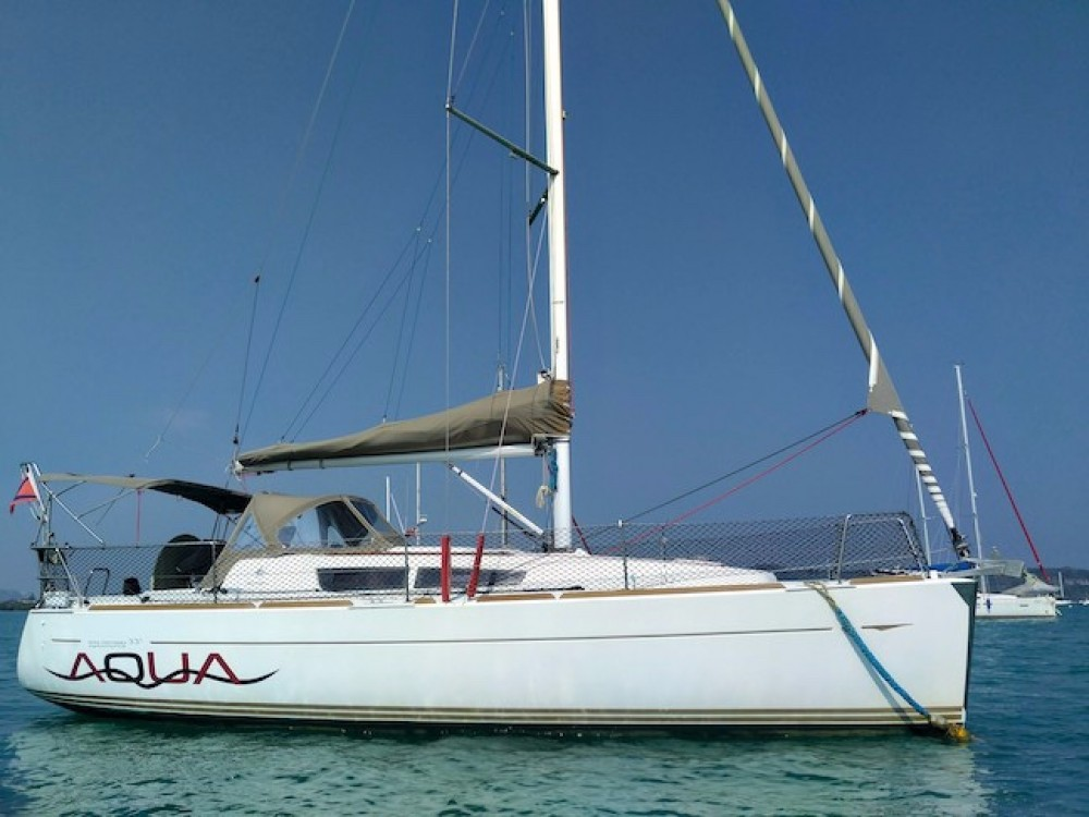 Hire Sailboat with or without skipper Jeanneau Ko Samui