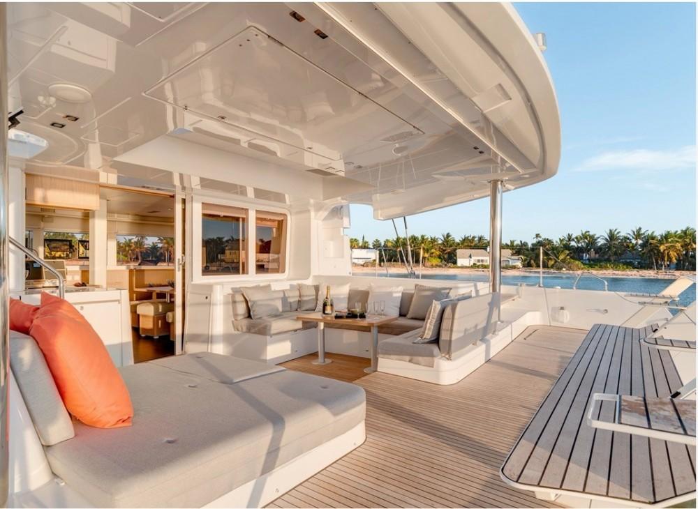 Rental Catamaran in Olbia -  Lagoon 52