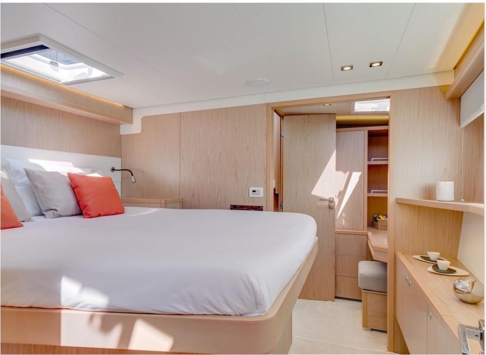 Rental yacht Olbia -  Lagoon 52 on SamBoat