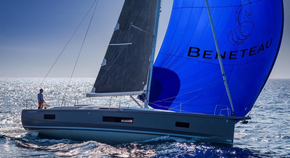 Boat rental Sardinia cheap Oceanis 461