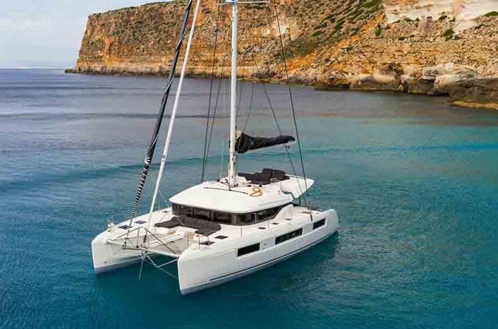 Rental Catamaran in Martinique - Lagoon Lagoon 50