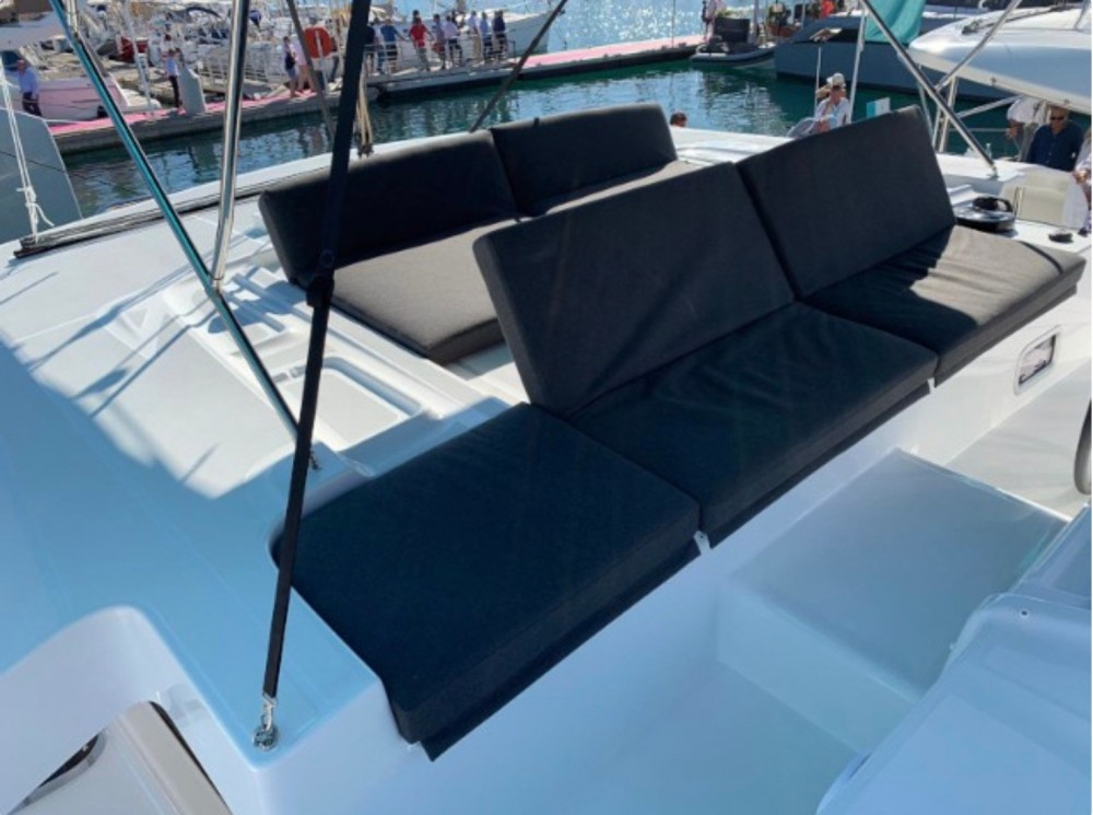 Rental yacht Sardinia -  Lagoon 46 on SamBoat