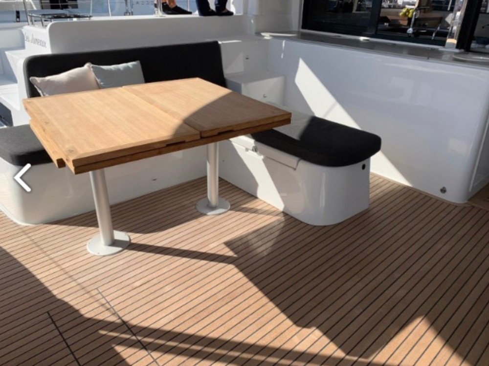 Hire Catamaran with or without skipper  Sardinia