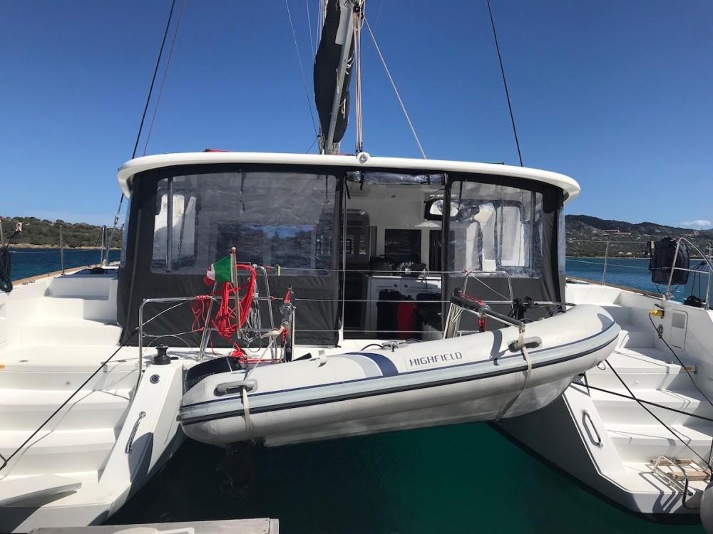 Rental yacht  -  Lagoon 450 F on SamBoat