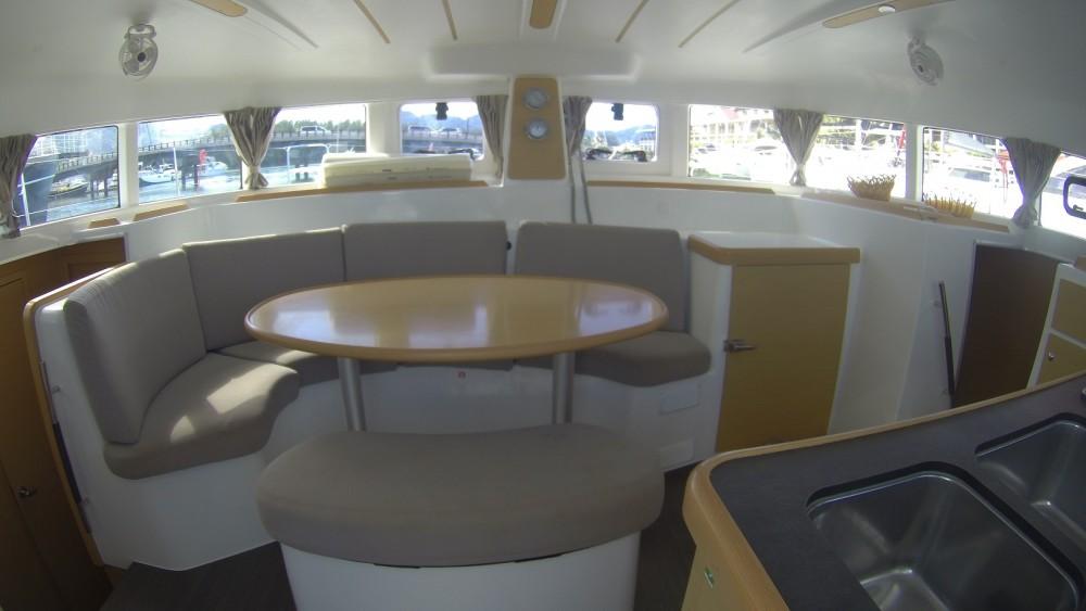 Rental Catamaran in Seychelles - Lagoon Lagoon 380 S2