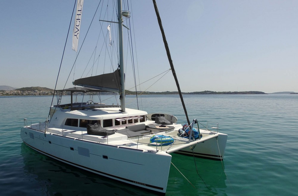Boat rental Lagoon Lagoon 500 in Athens on Samboat