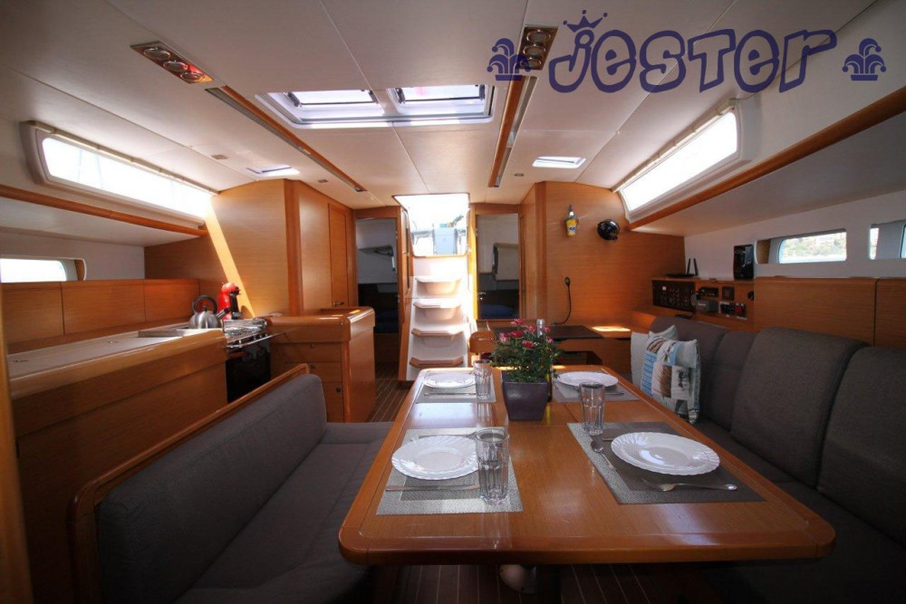 Hire Sailboat with or without skipper Jeanneau Athens