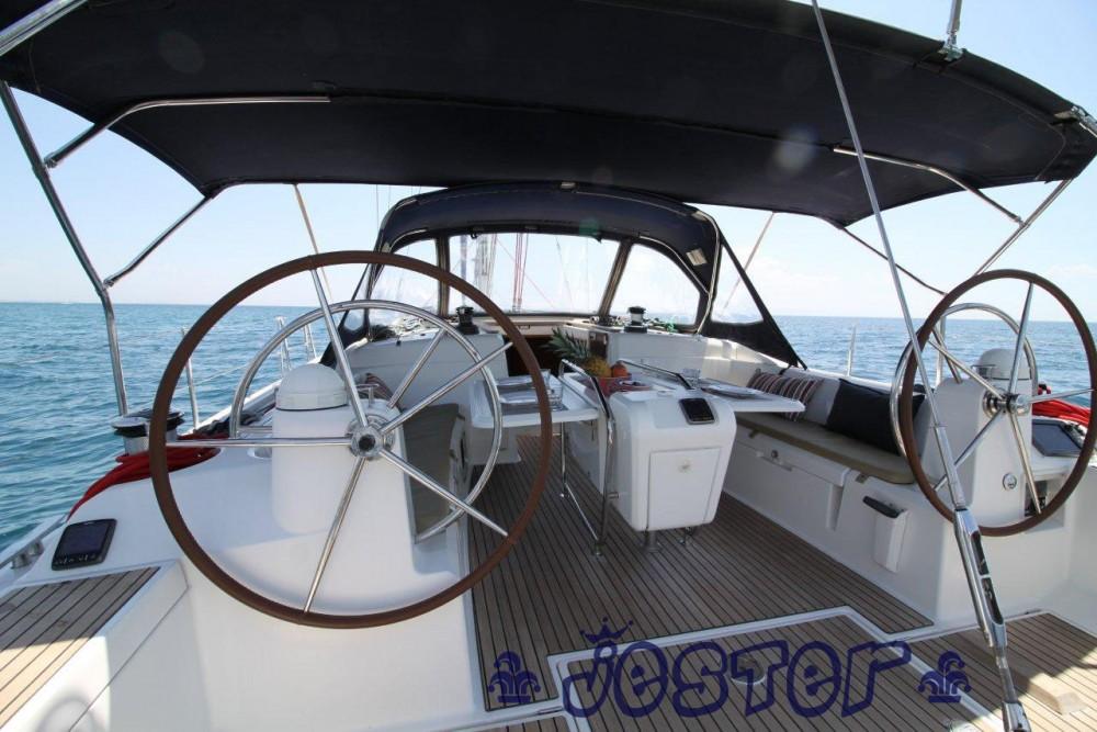 Boat rental Jeanneau Sun Odyssey 509 in Athens on Samboat