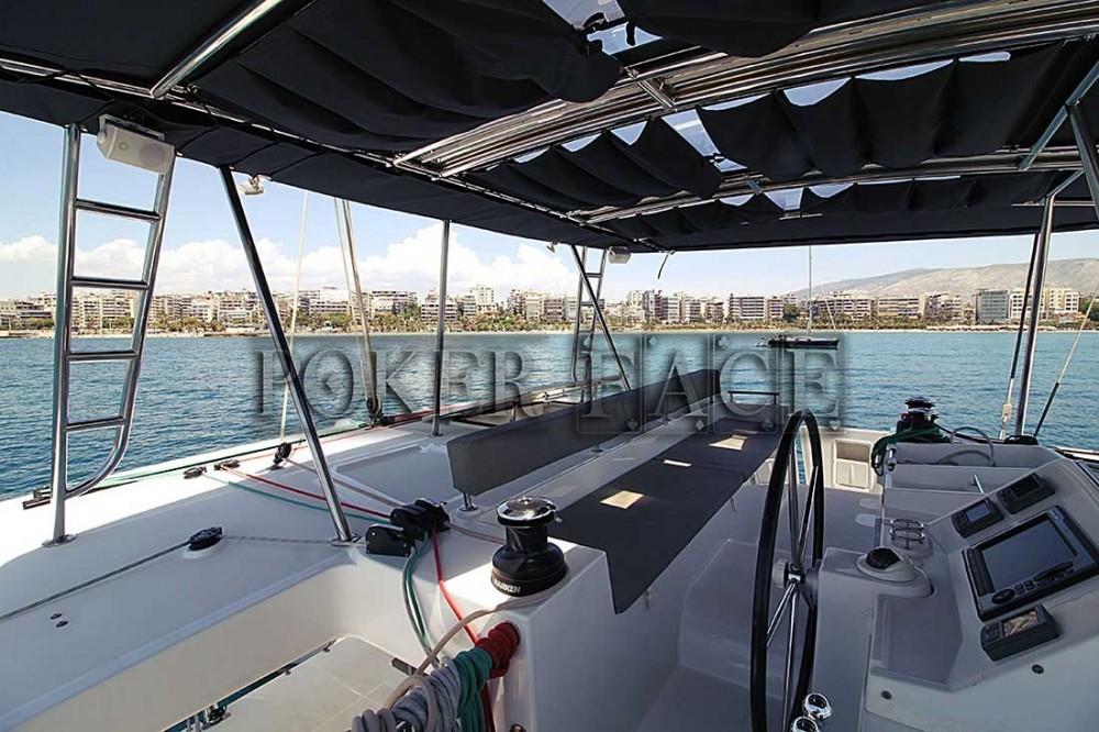 Hire Catamaran with or without skipper Lagoon Catamaran Athens