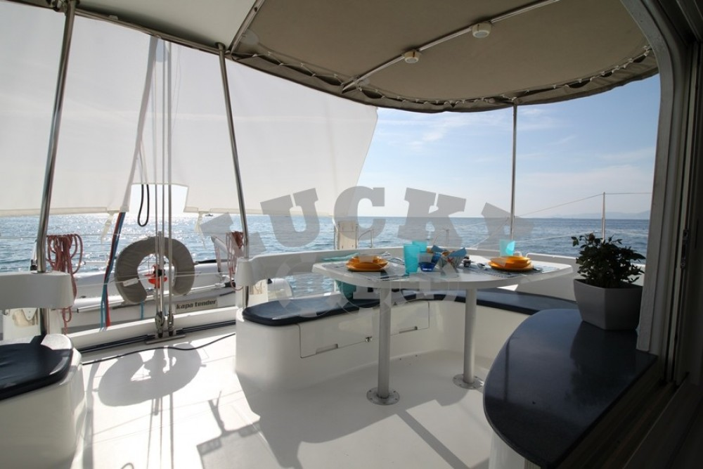 Boat rental Athens cheap Lavezzi 40